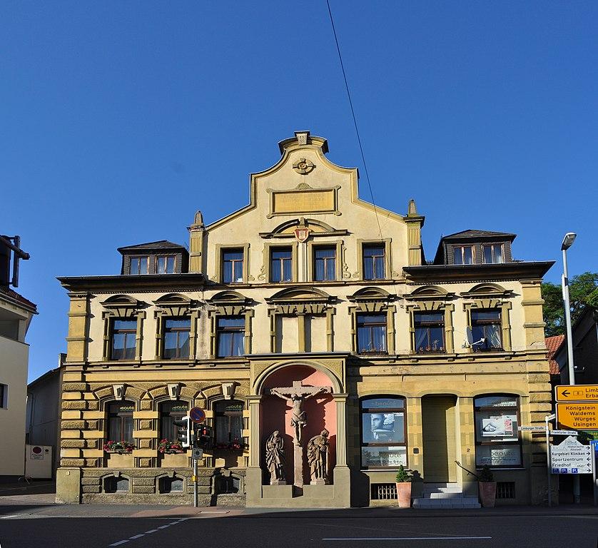 Datei:Bad Camberg, Limburger Straße 2.jpg