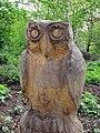 Bad Krozingen - Skulpturen Park - Eule - panoramio.jpg
