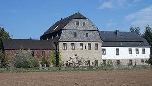 Bad Sobernheim - Dornbachstraße 20 – former town mill
