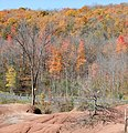 Badlands during fall (5091375086).jpg