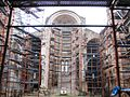 Bagrati Cathedral under reconstruction.jpg