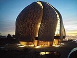 Baha'i Temple of South America, Santiago, Chile - dusk pictures 26.jpg