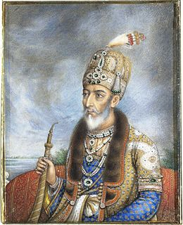 Mughal emperors Wikipedia list article