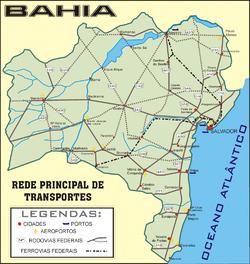 Transportes da Bahia – Wikipédia, a enciclopédia livre 5dfe7dcc0a