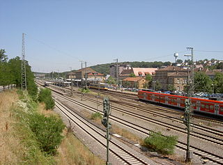 Mühlacker station railway station in Mühlacker, Germany