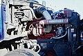 Bakersfield, Truck Kenworth (motor) at Flying J Travel Plaza.jpg