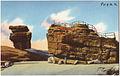 Balanced and Steamboat Rocks, Garden of the Gods, Pikes Peak region, Colorado. (7725169144).jpg