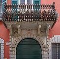 Balcone in Contrada delle Cossere Brescia.jpg