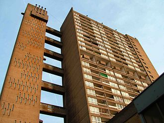 Balfron Tower - November 2005