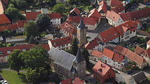 Ballenstedt - Old town