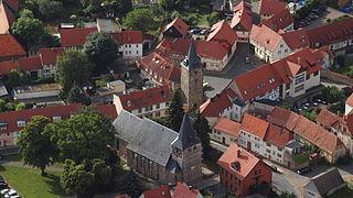 Ballenstedt Place in Saxony-Anhalt, Germany