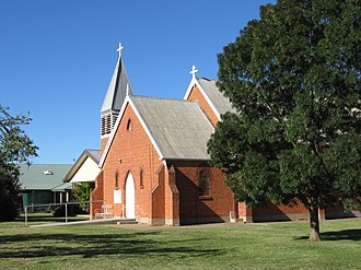 Balranald - St Barnabas Anglican Church