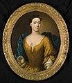 Balthasar Denner - Portret van Jacoba Catharina van Schoonhoven (1717-1794) - 10629 A B - Museum Rotterdam.jpg