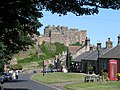 Bamburgh and the Castle - geograph.org.uk - 341218.jpg
