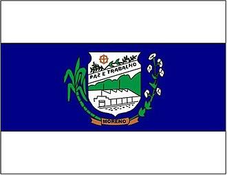 Moreno, Pernambuco - Flag