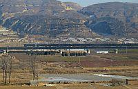 Baotou-Xi'an Railway (Southbound) at Suide (20151229124652).jpg