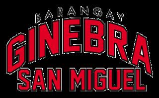 Barangay Ginebra San Miguel Philippine professional basketball team