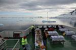 Barbecue in Pléneau Bay, Antarctica (6058831141).jpg