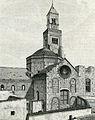 Bari Rosa cupola e campanile della cattedrale xilografia di Barberis 1898.jpg