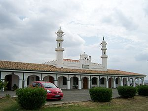 Mirza Nasir Ahmad - The Basharat Mosque in Pedro Abad, of the Ahmadiyya Muslim Community, was the first mosque to be built in modern Spain.