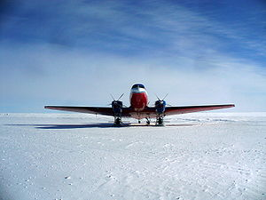 Basler BT-67 - Basler BT-67 operated by ALCI at Amundsen-Scott South Pole Station (2009)