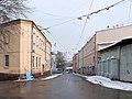 Basmanny Sidestreet - Moscow, Russia - panoramio.jpg