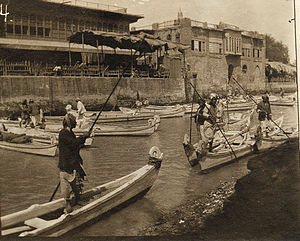 James Cantine - Canals in Barah with balam, 1913