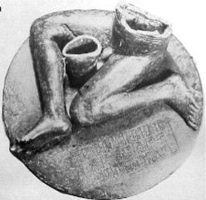 Akkad (city) - Image: Bassetki statue