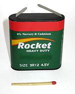 Flachbatterie