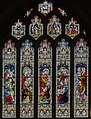 Bath Abbey, Stained glass window (21284479514).jpg