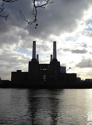 Battersea - Battersea Power Station