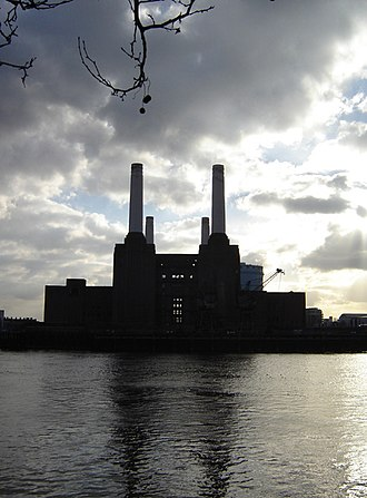 Battersea - Battersea Power Station