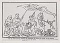 Battle of the Golden Spurs, print by James Ensor, 1890, Prints Department, Royal Library of Belgium, S. IV 38497.jpg