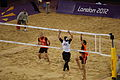 Beach volleyball at the 2012 Summer Olympics (7925354078).jpg