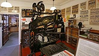 Beck Isle Museum - Image: Becks Isle Museum Press H1c