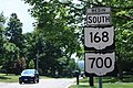 Begin OH168 OH700 South Signs (29773637198).jpg