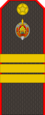Belarus Police—15 Sergeant rank insignia (Gunmetal).png