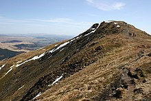 Ben Ledi - North Ridge - geograph.org.uk - 162247.jpg