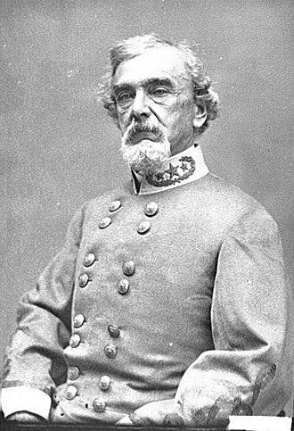 General officers in the Confederate States Army - Maj. Gen. Benjamin Huger, CSA