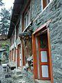 Benkar Guest House after Earthquake.jpg