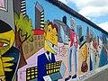 Berlin, East Side Gallery 2014-07 (Jim Avignon - Doin It Cool For The East Side) 1.jpg