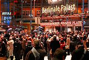 The Berlinale Palast during the Berlin Film Festival in February