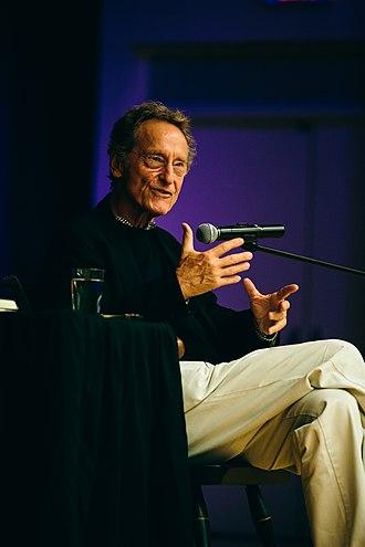 Bernhard Schlink - Schlink, Bowdoin College, October 2018