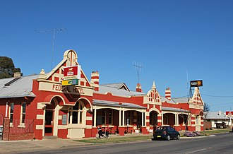 Berrigan, New South Wales - Federal Hotel