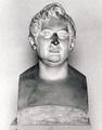 Bertel Thorvaldsen, Adam Oehlenschläger, 1839, A226, Thorvaldsens Museum.png