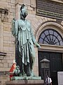 Bertel Thorvaldsen-Minerva-Copenhagen.jpg