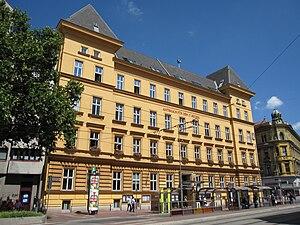 Deutsch: Bezirksamt Hernals in Wien.