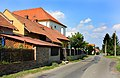 Bezno, Strenická street.jpg