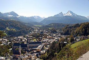 Berchtesgaden Reisefuhrer Auf Wikivoyage