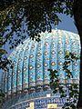 Bibi Khanum Mosque, Samarkand (4934026721).jpg